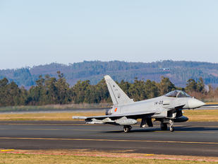 C.16-44 - Spain - Air Force Eurofighter Typhoon