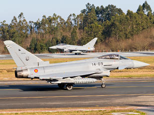 C.16-44 - Spain - Air Force Eurofighter Typhoon