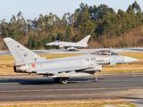 C.16-44 - Spain - Air Force Eurofighter Typhoon aircraft