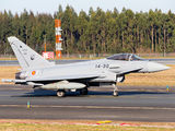C.16-72 - Spain - Air Force Eurofighter Typhoon aircraft