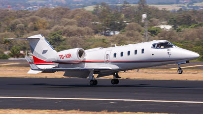 TG-AIR - Private Bombardier Learjet 60