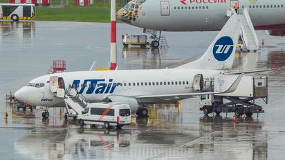 VP-BJN - UTair Boeing 737-500