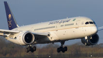 HZ-ARC - Saudi Arabian Airlines Boeing 787-9 Dreamliner aircraft