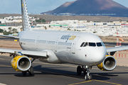 EC-MLM - Vueling Airlines Airbus A321 aircraft