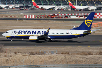 EI-GDF - Ryanair Boeing 737-8AS