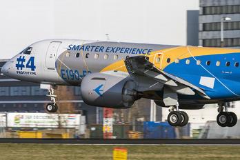 PR-ZGQ - Embraer Embraer ERJ-190 VC-2