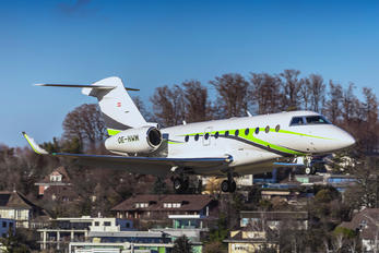 OE-HWM - Alpine Sky Jets Gulfstream Aerospace G280