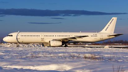 SX-ABQ - Olympus Airways Airbus A321
