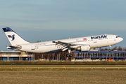 EP-IBB - Iran Air Airbus A300 aircraft