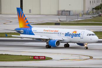 N224NV - Allegiant Air Airbus A320