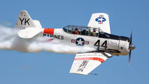 LVX-642 - Private North American T-6G Texan aircraft