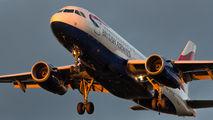 G-EUOI - British Airways Airbus A319 aircraft