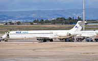 LZ-DEO - ALK Airlines McDonnell Douglas MD-82 aircraft