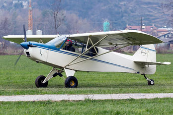 I-6683 - Private Zlin Aviation Savage Classic