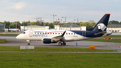 SP-LDC - Aeromexico Connect Embraer ERJ-170 (170-100)