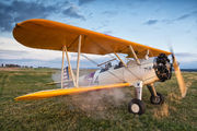 SPYWW - Private Boeing Stearman, Kaydet (all models) aircraft
