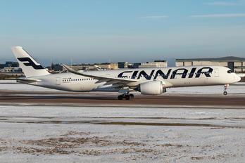 OH-LWI - Finnair Airbus A350-900