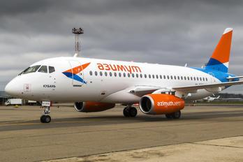 RA-89094 - Azimuth Sukhoi Superjet 100LR