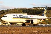 9V-SQM - Singapore Airlines Boeing 777-200ER aircraft