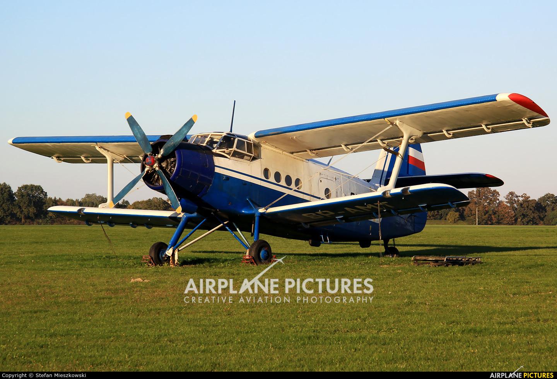 Aeroklub Lubelski SP-AMT aircraft at Lublin Radawiec