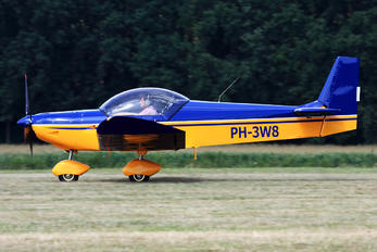 PH-3W8 - Private Zenith - Zenair CH 601 Zodiac