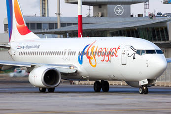 SU-TMJ - FlyEgypt Boeing 737-800