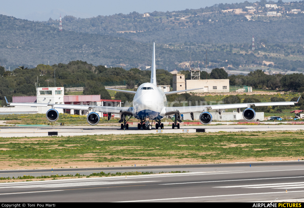 United Arab Emirates - Government A6-GGP aircraft at Palma de Mallorca