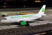 HB-JOG - Germania Airbus A319 aircraft