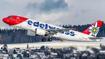 HB-IJU - Edelweiss Airbus A320 aircraft
