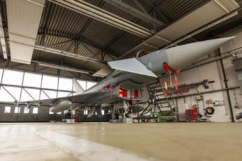 31+21 - Germany - Air Force Eurofighter Typhoon S