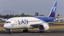 CC-BBA - LAN Airlines Boeing 787-8 Dreamliner aircraft