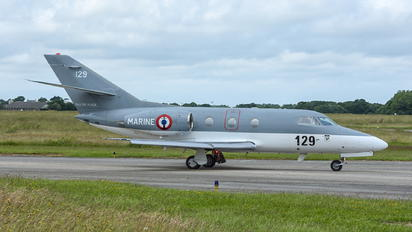 129 - France - Air Force Dassault Falcon 10MER