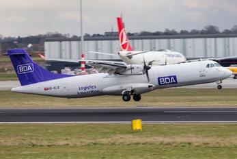HB-ALQ - Zimex Aviation ATR 72 (all models)