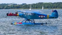D-ERNC - Private Piper L-18 Super Cub aircraft