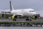 EC-MIQ - Vueling Airlines Airbus A319 aircraft