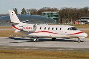 D-CAWU - Private Cessna 560XL Citation XLS aircraft