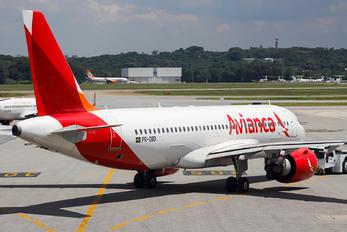 PR-OBD - Avianca Brasil Airbus A320 NEO