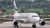 OH-LVG - Finnair Airbus A319 aircraft