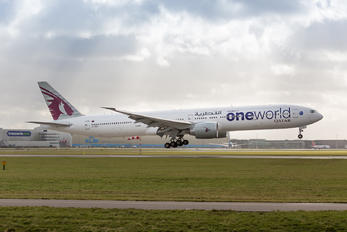 A7-BAF - Qatar Airways Boeing 777-300ER