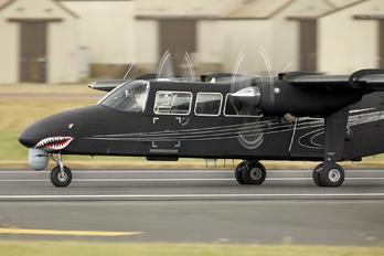 G-WPNS - Britten-Norman Britten-Norman BN-2T-4S Islander