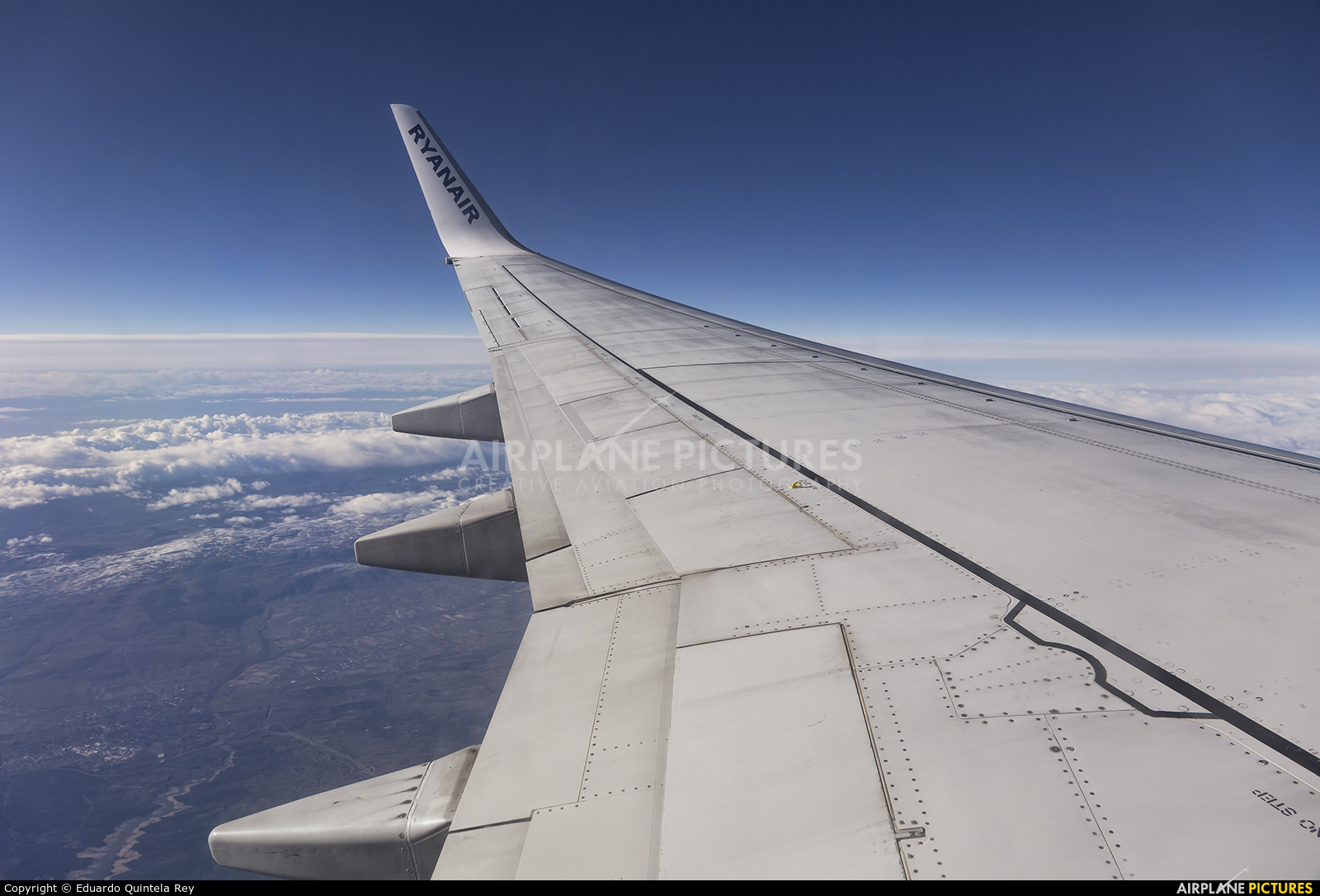 Ryanair EI-DWC aircraft at In Flight - Spain