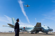 - - Japan - Air Self Defence Force - Airport Overview - Apron aircraft