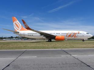 PR-GGZ - GOL Transportes Aéreos  Boeing 737-800
