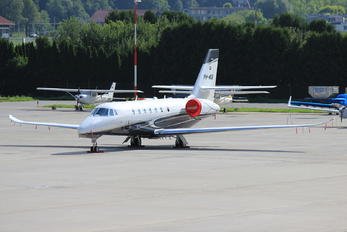 PH-MDG - Air Service Liege Cessna 680 Sovereign