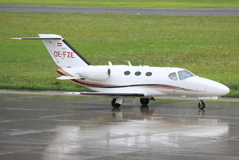 OE-FZE - Globe Air Cessna 510 Citation Mustang