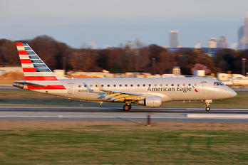 N131HQ - US Airways Express Embraer ERJ-170 (170-100)