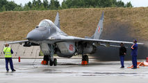 4101 - Poland - Air Force Mikoyan-Gurevich MiG-29G aircraft