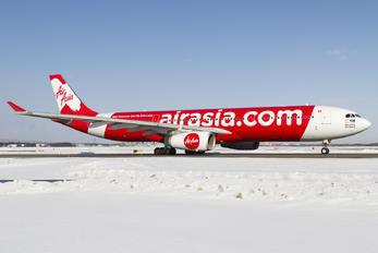 9M-XBB - AirAsia X Airbus A330-300