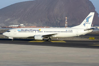 SX-MAH - Private Boeing 737-400
