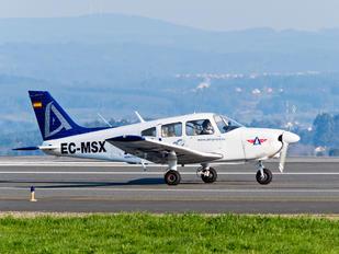 EC-MSX - Aeroflota del Noroeste Piper PA-28 Archer